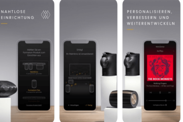 Bowers & Wilkins Home-App Formation Suite Streaming