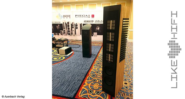 Piega Master Line Source 2 MLS2 Standlautsprecher Lautsprecher Speaker Review Test
