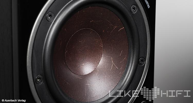 Dali Oberon 1 und 3 Tiefmitteltöner  Test Lautsprecher Review Speaker