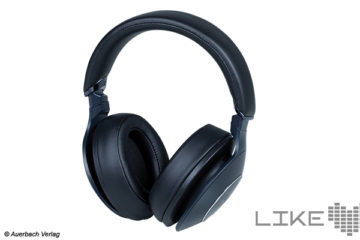 Test Technics EAH-F70N Bluetooth Kopfhörer ANC Noise Cancelling Over Ear Review Heaphones