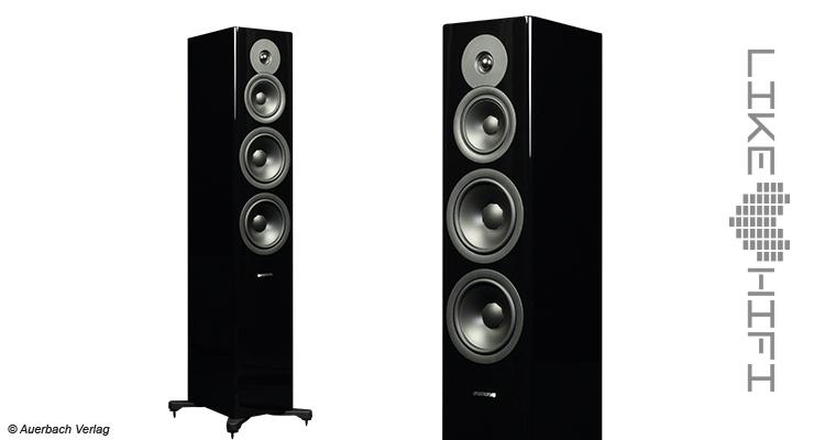 Dynaudio Evoke 50 Standlautsprecher Lautsprecher Speaker Review Test
