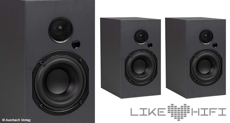 Nubert nuBox A-125 Lautsprecher Speaker Review Test