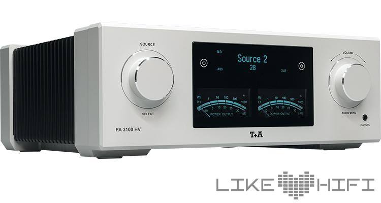 T+A PA 3100 HV Verstärker Amp Review Test