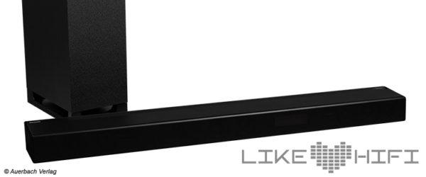Panasonic Soundbar SC-HTB900 Test Review