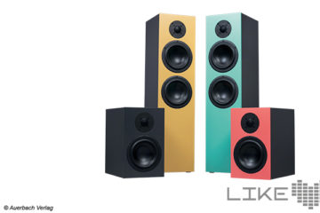 Nubert nuBox 325 Jubilee 425 Standlautsprecher Regallautsprecher Lautsprecher Speaker Lautsprecher Test Review