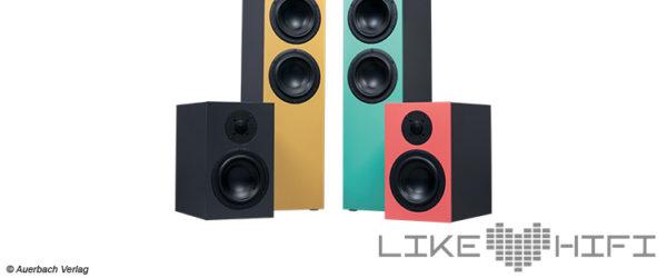 Nubert nuBox 325 Jubilee 425 Standlautsprecher Regallautsprecher Lautsprecher Speaker Lautsprecher Test Review