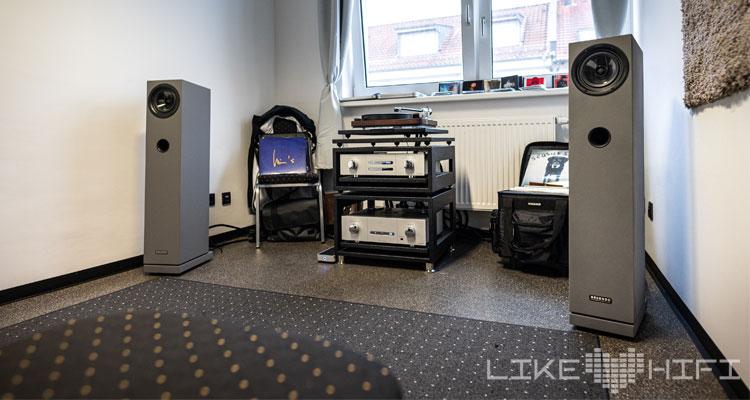 Ascendo Clearaudio MDHT 2019 Mitteldeutsche HiFi Tage Plattenspieler Lautsprecher