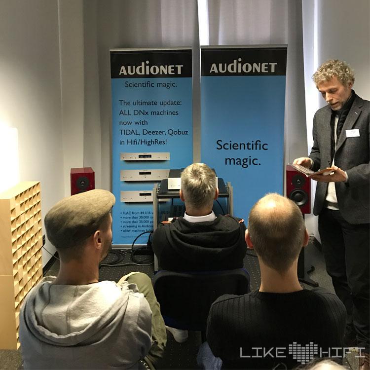 Audionet MDHT 2019 Mitteldeutsche HiFi Tage Verstärker High End