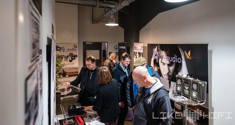 bfly audio MDHT 2019 Mitteldeutsche HiFi Tage Leipzig