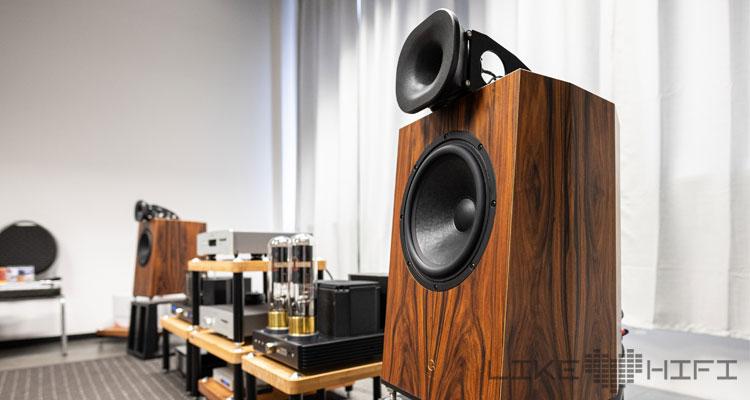 Blumenhofer Acoustics KR Audio MDHT 2019 Mitteldeutsche HiFi Tage Leipzig Lautsprecher Hornlautsprecher