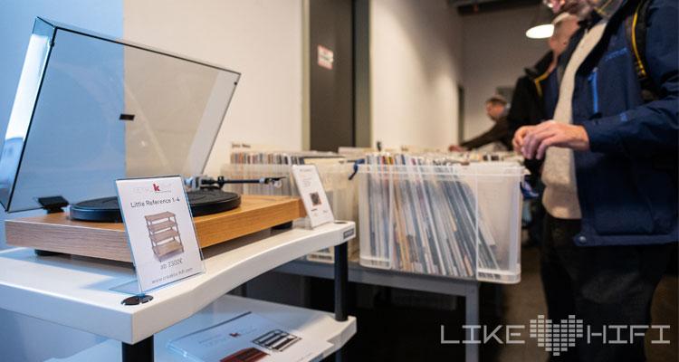 Creaktiv Rack Roberts Radio Plattenspieler MDHT 2019 Mitteldeutsche HiFi Tage Leipzig