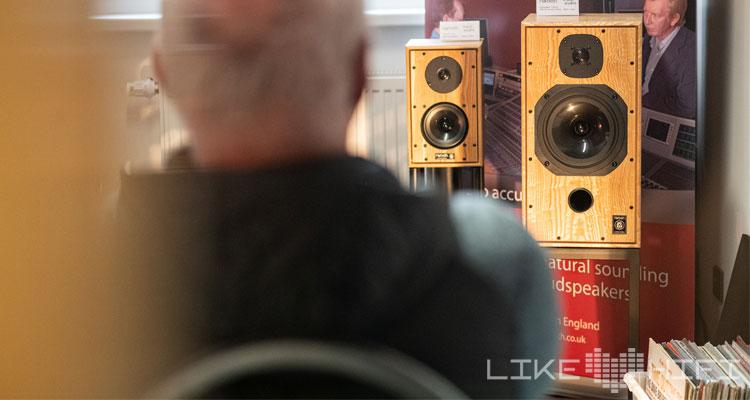 Input Audio Harbeth MDHT 2019 Mitteldeutsche HiFi Tage Leipzig Lautsprecher