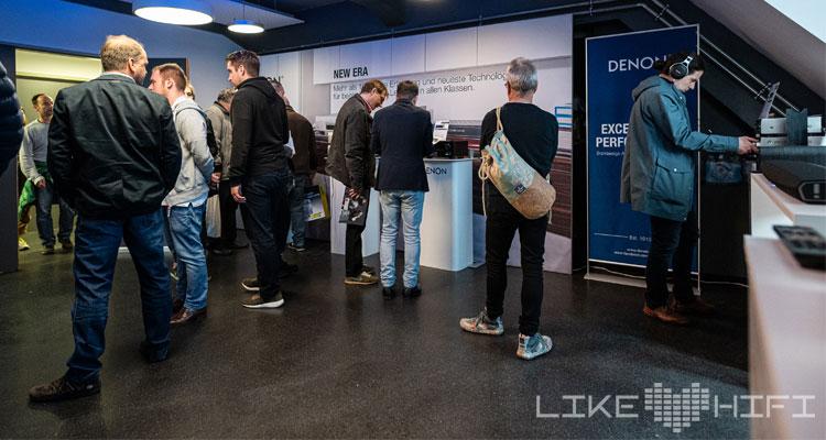 Denon Marantz Polk MDHT 2019 Mitteldeutsche HiFi Tage Leipzig Lautsprecher