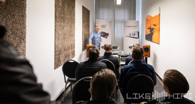 ME Geithain Mofi Exposure MDHT 2019 Mitteldeutsche HiFi Tage Leipzig Lautsprecher Verstärker Plattenspieler