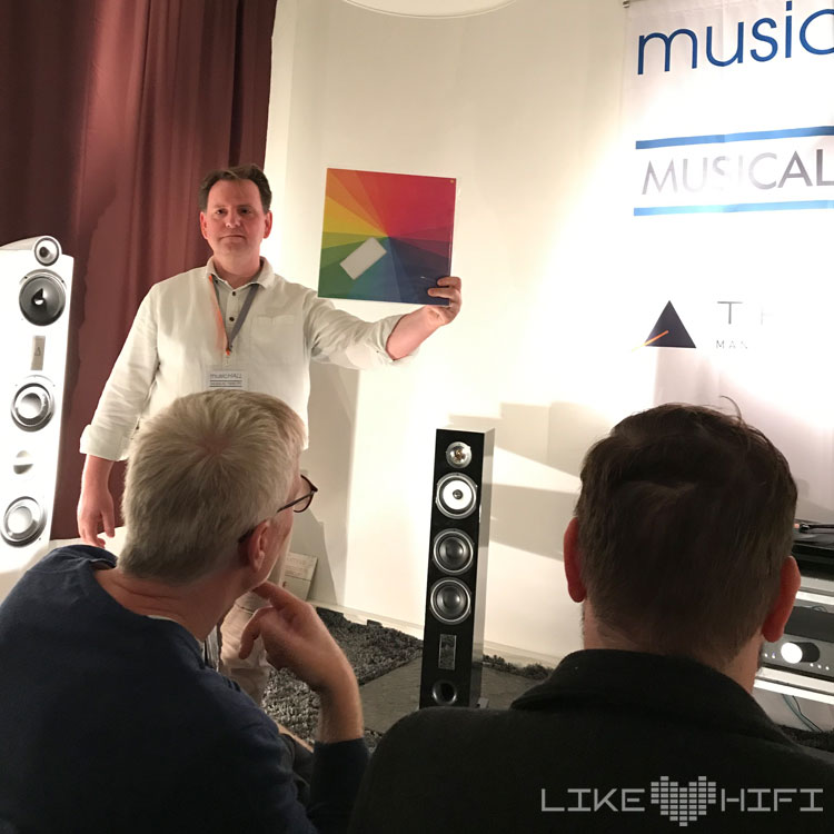 Musical Fidelity Music Hall Triangle Reichmann Audiosysteme MDHT 2019 Mitteldeutsche HiFi Tage Leipzig Lautsprecher Verstärker Plattenspieler Streamer Markus Brogle Vinyl Jamie XX