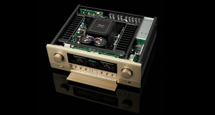 Innenansicht Accuphase E-380 Amp Vollverstärker Amplifier
