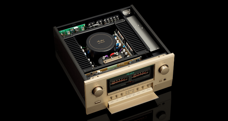 Accuphase E-800 - Front Verstärker Vollverstärker Stereo integrated amplifier amp test review news
