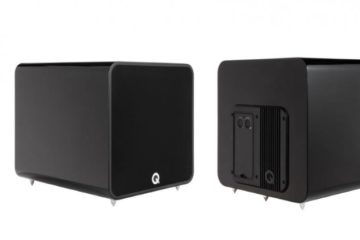 Q Acoustics Q B12 Subwoofer Test News Review Speaker