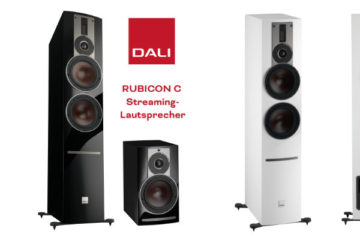 Dali Rubicon 2 C 6 C Aktivlautsprecher BluOs News Test Review