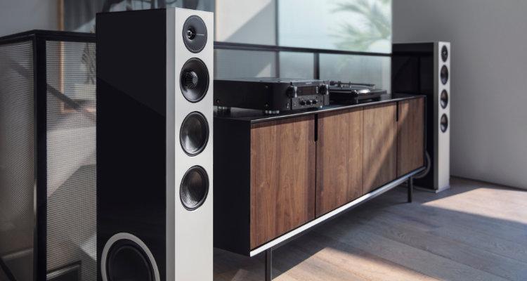 Definitive Technology Demand Serie Lautsprecher Speaker Review News CES 2020