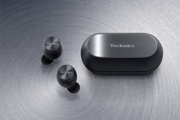 Technics EAH-AZ70W In Ear Kopfhörer CES 2020 Review Test Airpods
