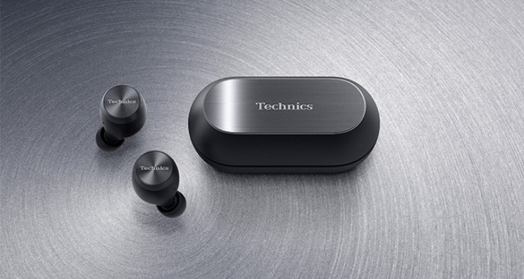 Technics EAH-AZ70W In Ear Kopfhörer CES 2020 Review Test Airpods