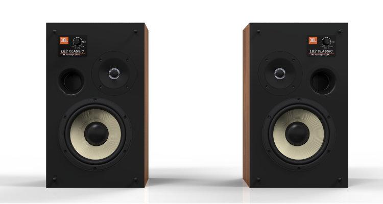 JBL L82 Classic Lautsprecher Speaker ohne Abdeckung