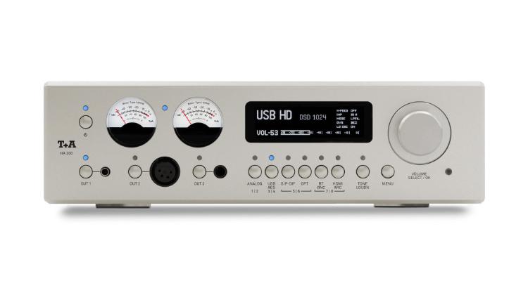 Kopfhörerverstärker T+A HA 200