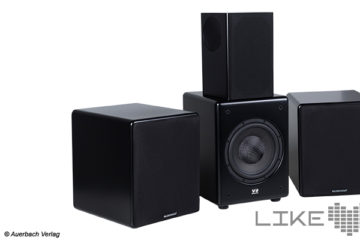 M&K Sound 5.2 Set System Heimkino Speaker Lautsprecher Mehrkanal Surround Subwoofer Test Review
