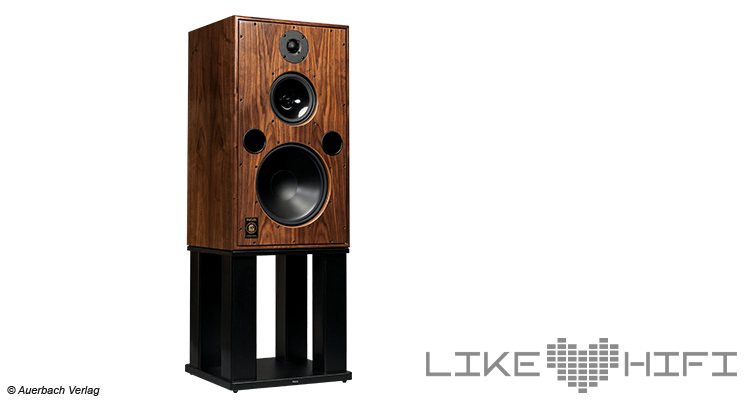 Test Review Harbeth Monitor 40.2 AE Kompaktlautsprecher Regallautsprecher Speaker HiFi BBC