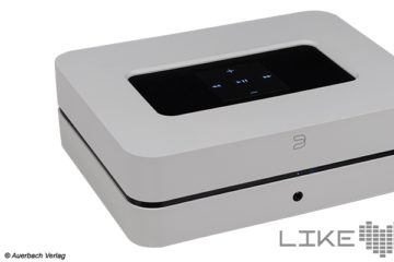 Test Bluesound Powernode 2i Multiroom Streaming Verstärker Amp HDMI Review