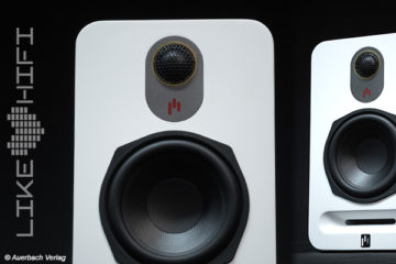 Aperion Audio Novus B5 Bookshelf Lautsprecher Speaker Test Review Regallautsprecher Kompaktlautsprecher
