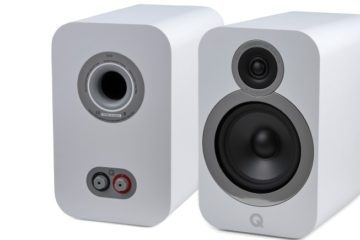 Q Acoustics 3030i Regallautsprecher Kompaktlautsprecher Lautsprecher Speaker Test Review