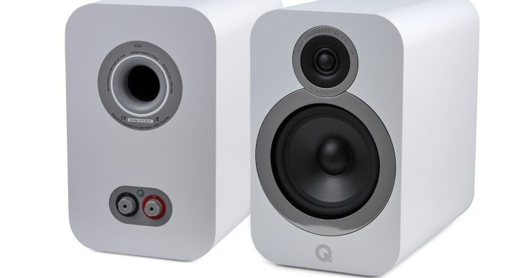 Q Acoustics 3030i Regallautsprecher Kompaktlautsprecher Lautsprecher Speaker Test Review