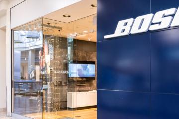 Bose Store schließt Läden Laden Stores Deutschland USA Europa News