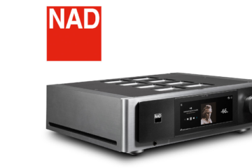 NAD M33 Front Frontseite Ansicht Amp Integrated Vollverstärker News Test Review CES 2020