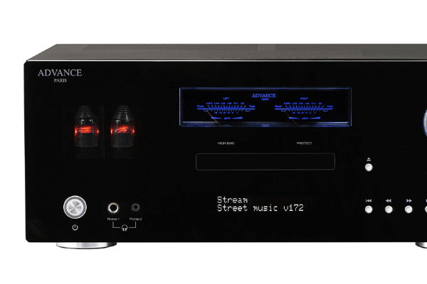 Advance Paris MyConnect 150 Streaming Verstärker Amp