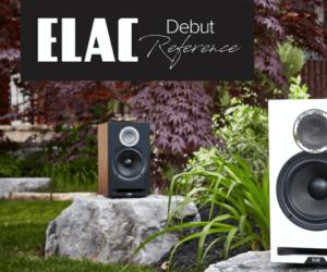 Elac Debut Reference Lautsprecher Serie Regallautsprecher DBR-62