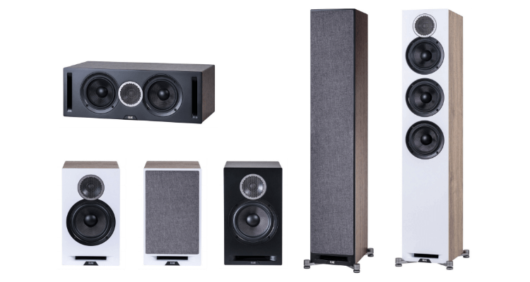 Elac Debut Reference Lautsprecher Serie Neu Review Test