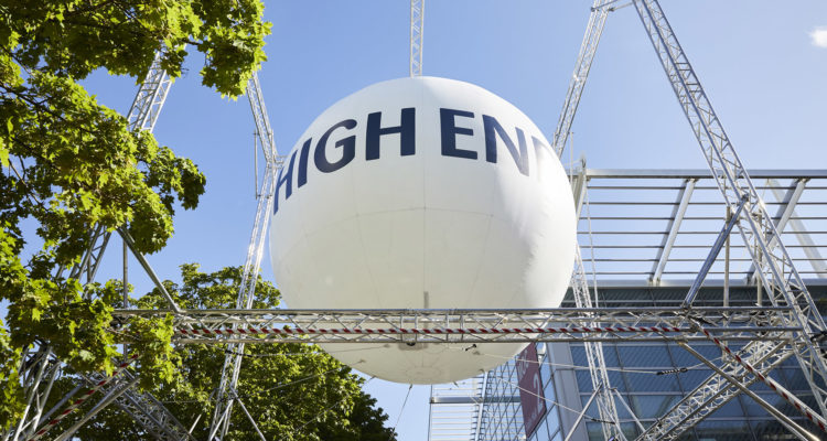 HIGH END 2020 München