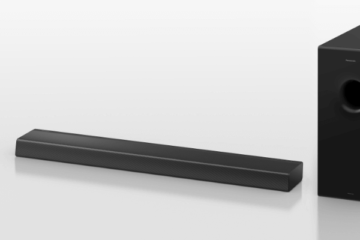 Titelbild Panasonic 2.1 Soundbars SC-HTB600 und SC-HTB400