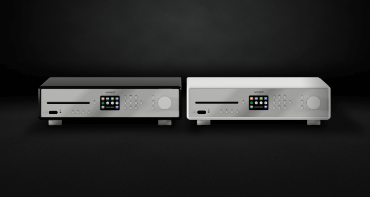 Sonoro Maestro All-in-One HiFi Receiver silber schwarz news test review