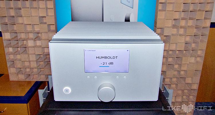 Audionet Humboldt NDHT 2020 Hörtest Hamburg Norddeutsche HiFi Tage Verstärker