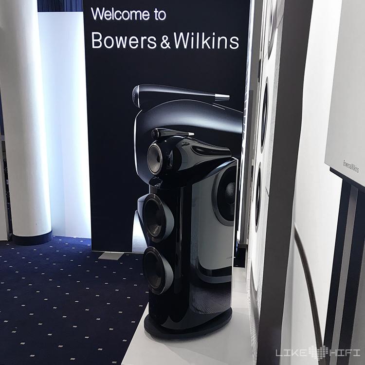 Bowers Wilkins B&W 800 D3 NDHT 2020 Hörtest Hamburg Norddeutsche HiFi Tage Lautsprecher