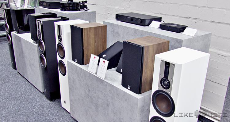 Dali Rubicon 6c Aktivlautsprecher Streaming NDHT 2020 Hörtest Hamburg Norddeutsche HiFi Tage Die Stereoanlage