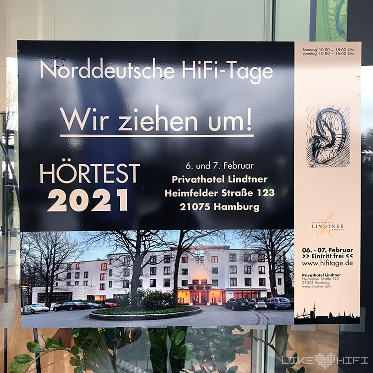 NDHT 2020 Hörtest Hamburg Norddeutsche HiFi Tage