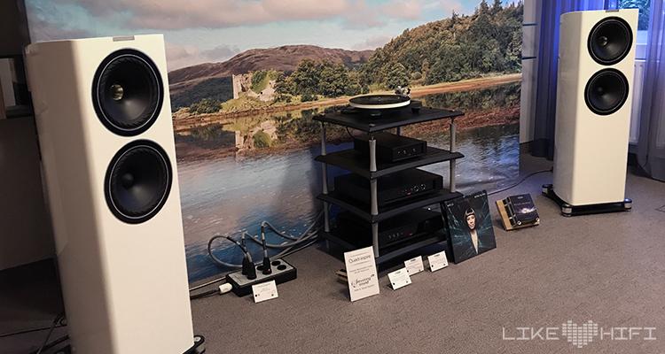 TAD Audiovertrieb Fyne Audio Rega Unison Research Verstärker Lautsprecher Plattenspieler NDHT 2020 Hörtest Hamburg Norddeutsche HiFi Tage