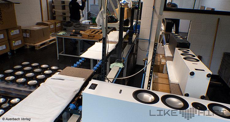 Canton Lautsprecher Vor Ort Besuch Weilrod Showroom Hörraum Entwicklung Speaker Produktion Weilrod Taunus