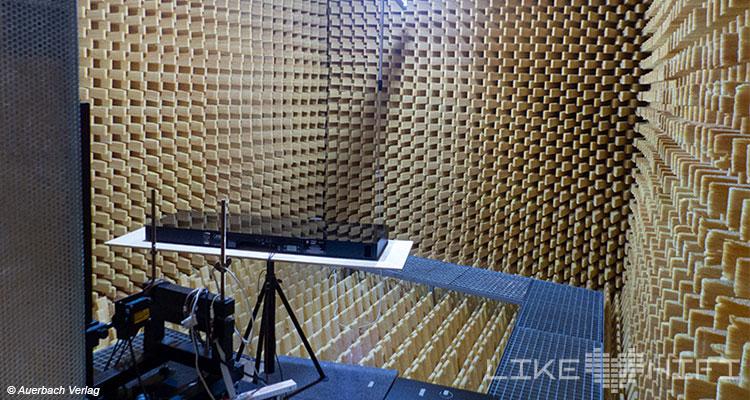 Canton Lautsprecher Vor Ort Besuch Weilrod Showroom Hörraum Entwicklung Speaker Produktion Weilrod Taunus schalltot raum reflexionsarm