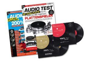 AUDIO TEST Vinyl Schallplatte Bundle kaufen